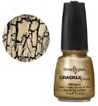 China glaze -> Vernis à ongles Tarnished gold 1042