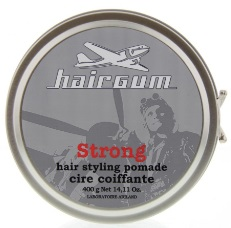 HAIRGUM -> Cire Coiffante PRO Strong (400ml)