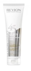 Revlon -> Shampooing Conditionneur 45 Days  Stunning Highlights (275ml)