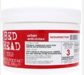 TIGI -> Masque traitement Urban Antidotes n°3 Resurrection (Bed Head)(200ML)